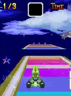 A Look Back At Mario Kart